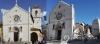 성 베네딕토 성당 붕괴 전후의 모습 [AP=연합뉴스]