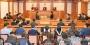 박근혜 대통령 탄핵심판 사건 수명재판관인 이진성(왼쪽), 이정미, 강일원 헌법재판관이 22일 오후 서울 종로구 재동 헌법재판소 소심판정에서 열린 제1회 준비절차기일에서 자리에 앉아 있다. 2016.12.22
