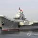 中 랴오닝 항모전단, 서해서 실탄 훈련 (베이징 AP=연합뉴스) 중국의 첫 항공모함 랴오닝호와 수척의 구축함으로 구성된 항모전단이 젠-15 함재기와 함재 헬기 등을 가동해 서해 부근 해역에서 최근 며칠간 실탄훈련을 벌이고 있다고 중국 당국이 23일(현지시간) 밝혔다. 사진은 정박해 있는 항모 랴오닝의 모습으로 촬영날짜는 미상.