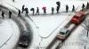 [오늘날씨] 중부지역 대설특보... 빙판길 출근 대란