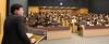 대한상공회의소(회장 박용만)가 9일 개최한 '미국 신정부 출범에 따른 이란 시장 전망 세미나'에서 신동찬 법무법인 율촌 변호사가 강연을 하고 있다. 17.2.9