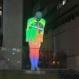 브라질 한국문화원 '그리팅맨'