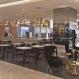 현대백화점에 문을 연 '톰딕슨, 카페 더 마티니' [현대백화점 제공