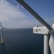 두산중공업이 5년 후 해상풍력사업 매출을 연 1조원 이상으로 키우겠다고 19일 밝혔다. 사진은 탐라해상풍력 발전단지 전경. 2020.7.19